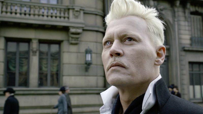 Johnny Depp non sarà più Grindelwald: la dichiarazione ufficiale dell'attore