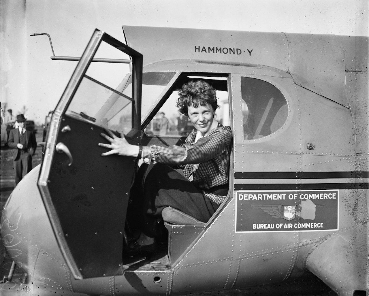 Amelia Earhart: Una vita in volo
