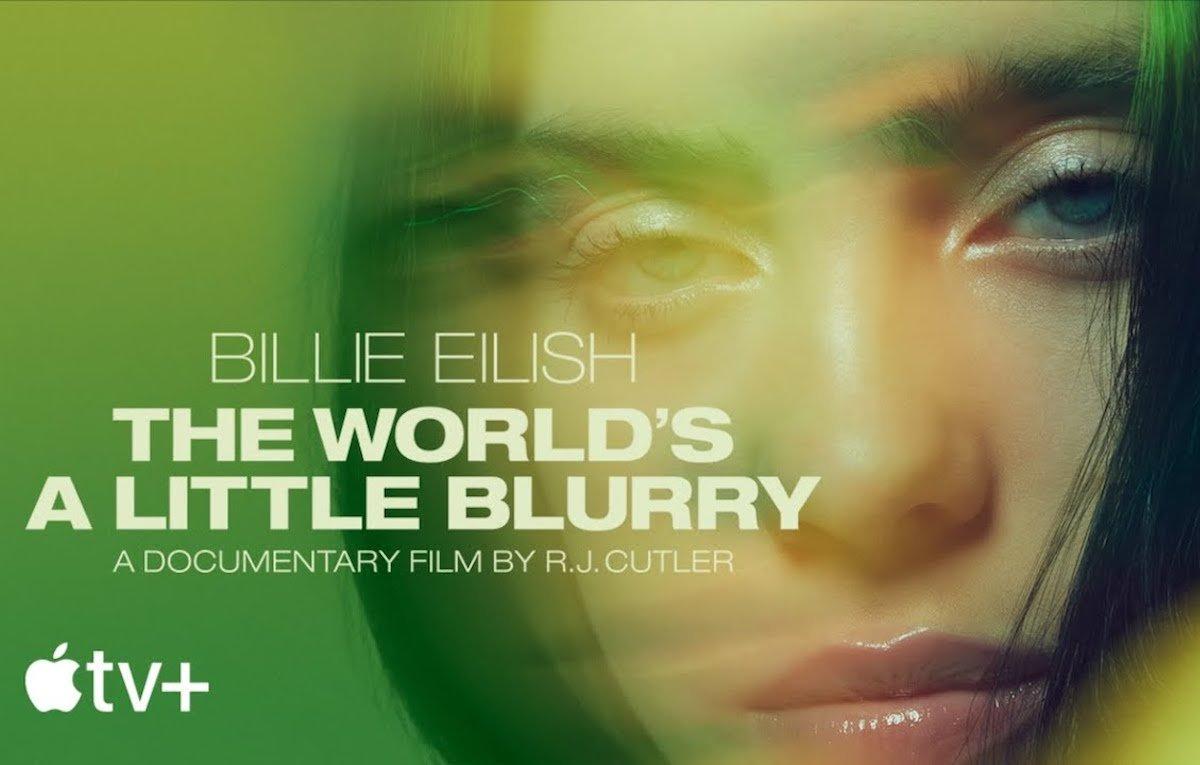 Billie Eilish: The World's a Little Blurry, il trailer del documentario Apple