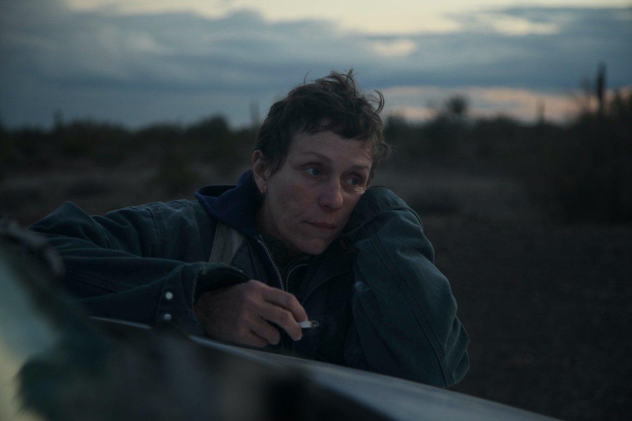 Nomadland: il trailer del film di Chloé Zhao con Frances McDormand