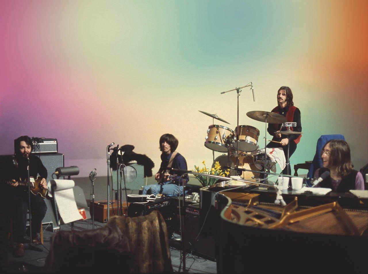 The Beatles: Get Back, prime immagini del documentario di Peter Jackson