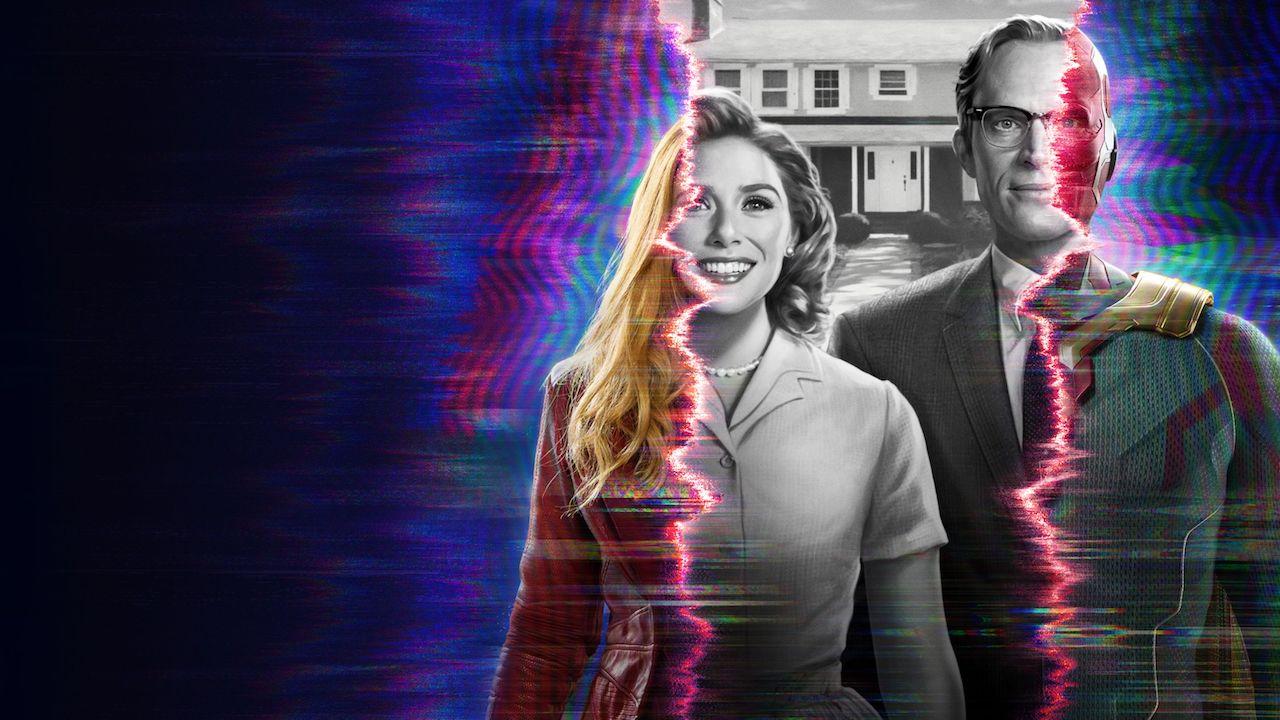 WandaVision: il trailer della serie con Elizabeth Olsen e Paul Bettany