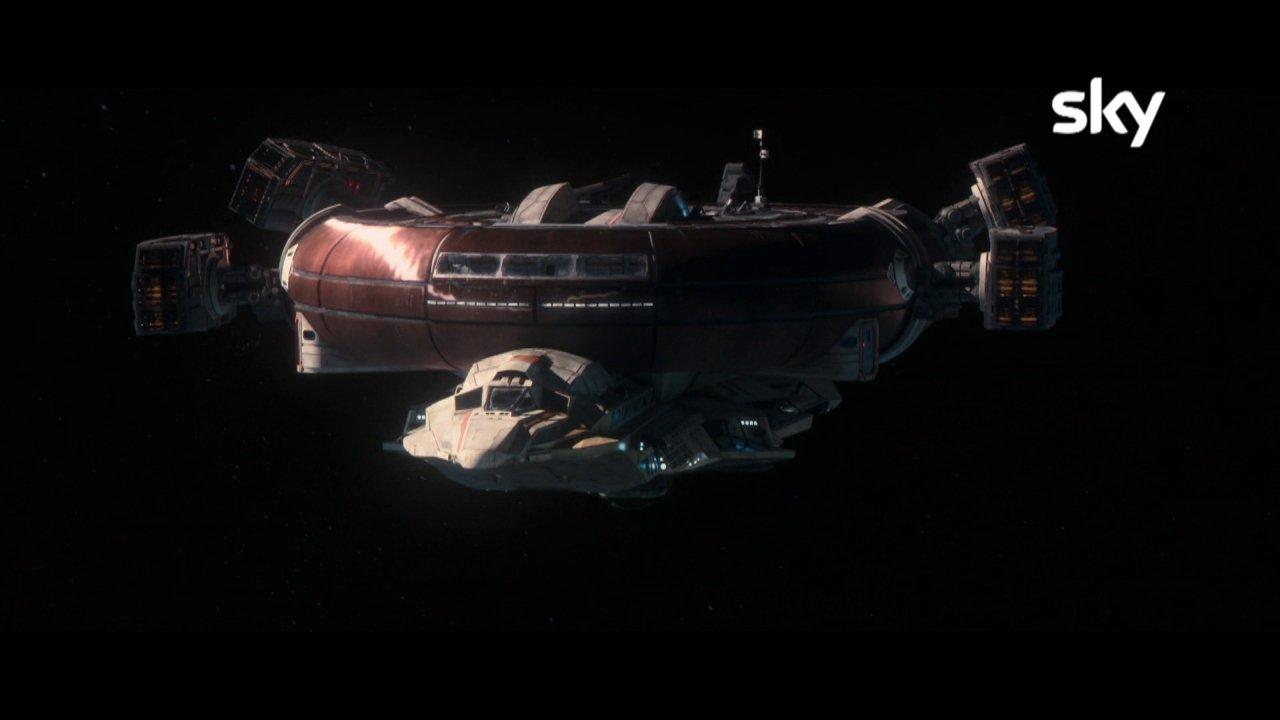 Intergalactic: il trailer ufficiale della serie Sky Original