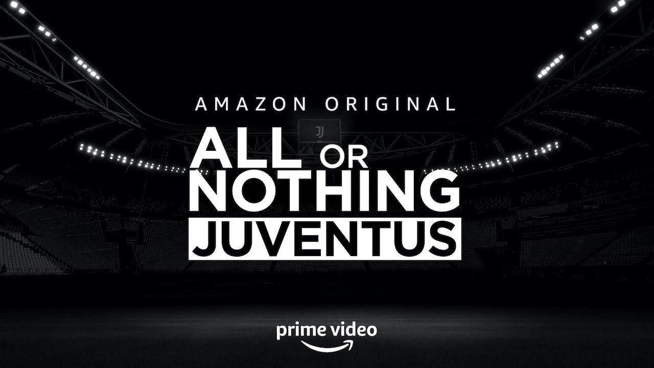 All or Nothing: Juventus, il trailer della docu-serie Prime Video