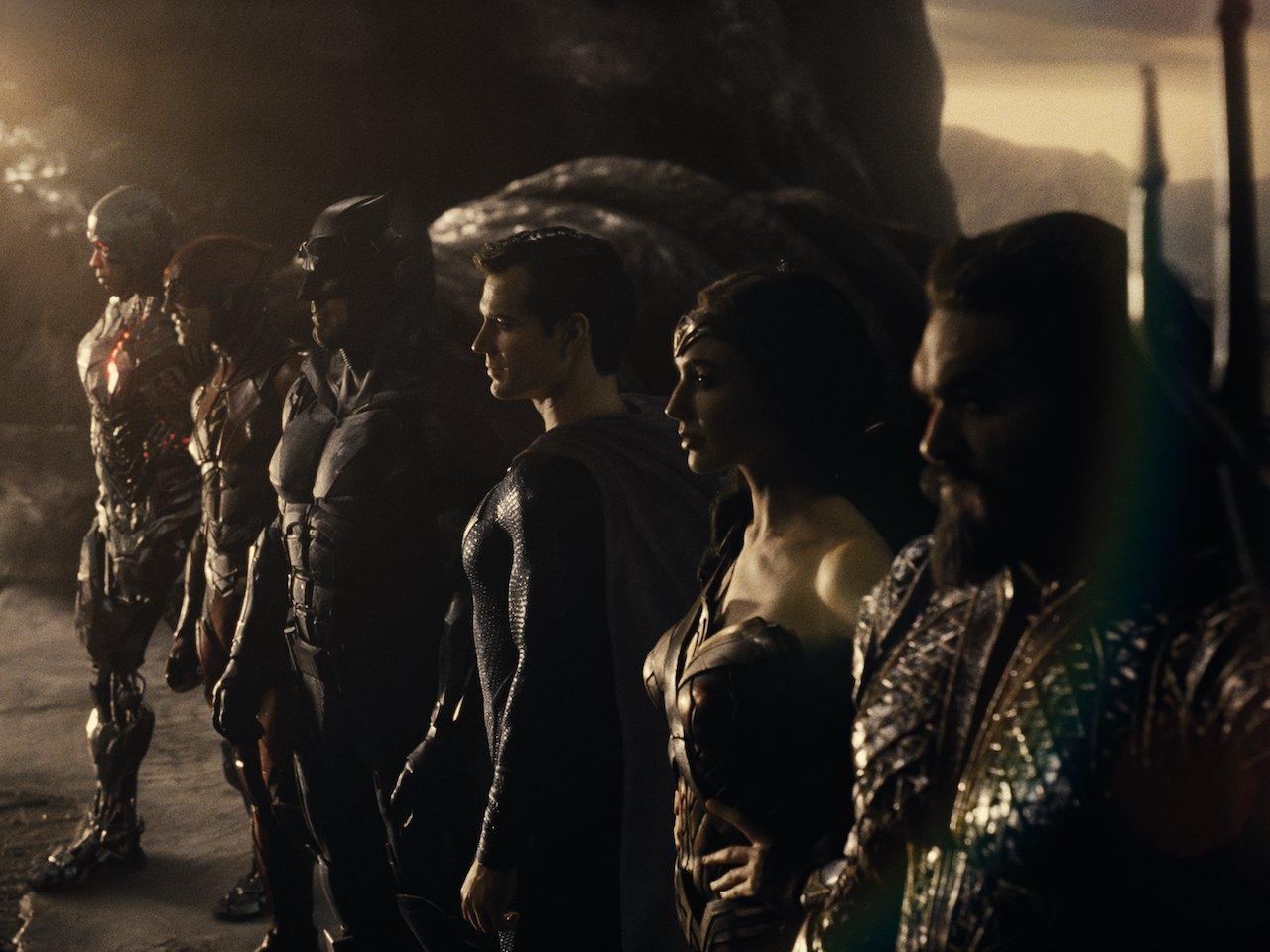 Zack Snyder's Justice League dal 18 marzo su Sky Cinema e NOW TV