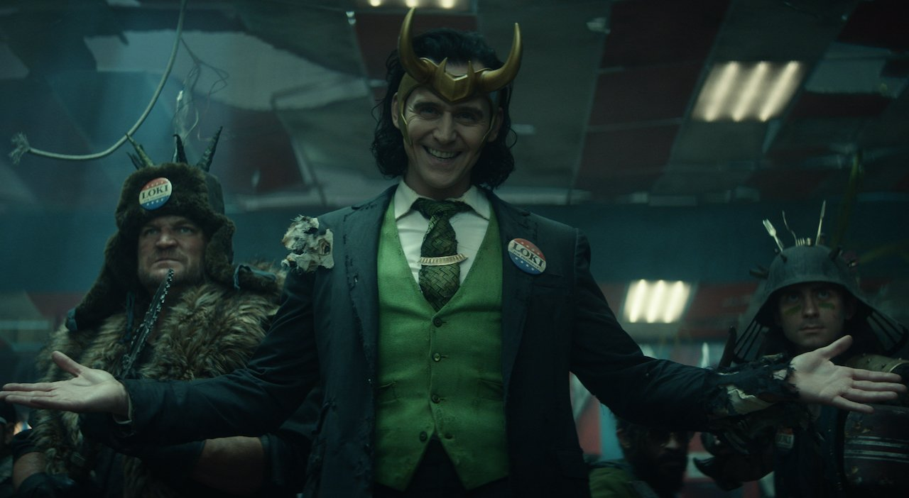 Loki: il trailer della serie Disney+ con Tom Hiddleston
