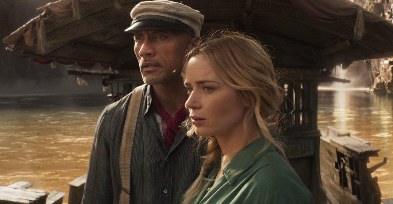 Jungle Cruise: nuovo trailer del film con Dwayne Johnson ed Emily Blunt