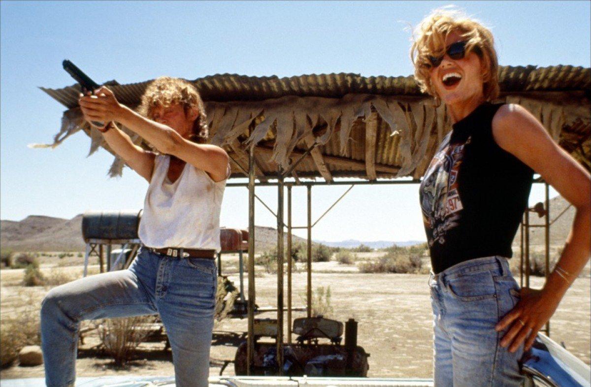 Thelma & Louise: recensione del film di Ridley Scott